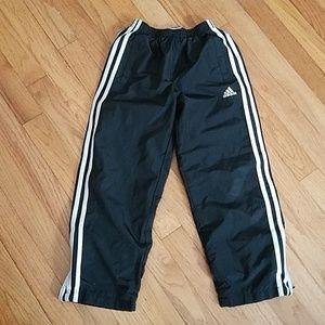 Adidas pull on pants